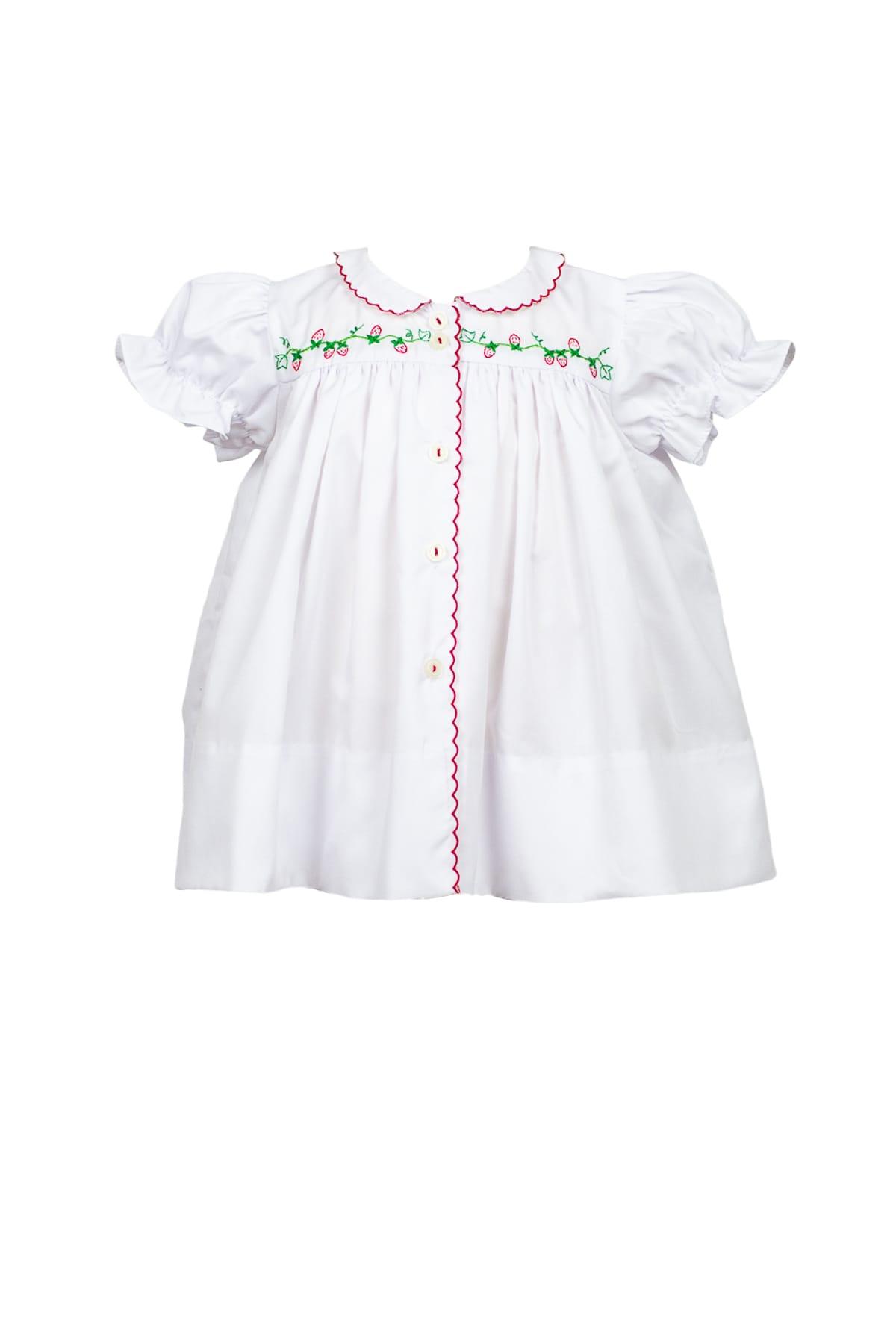 SALLIE STRAWBERRY DRESS