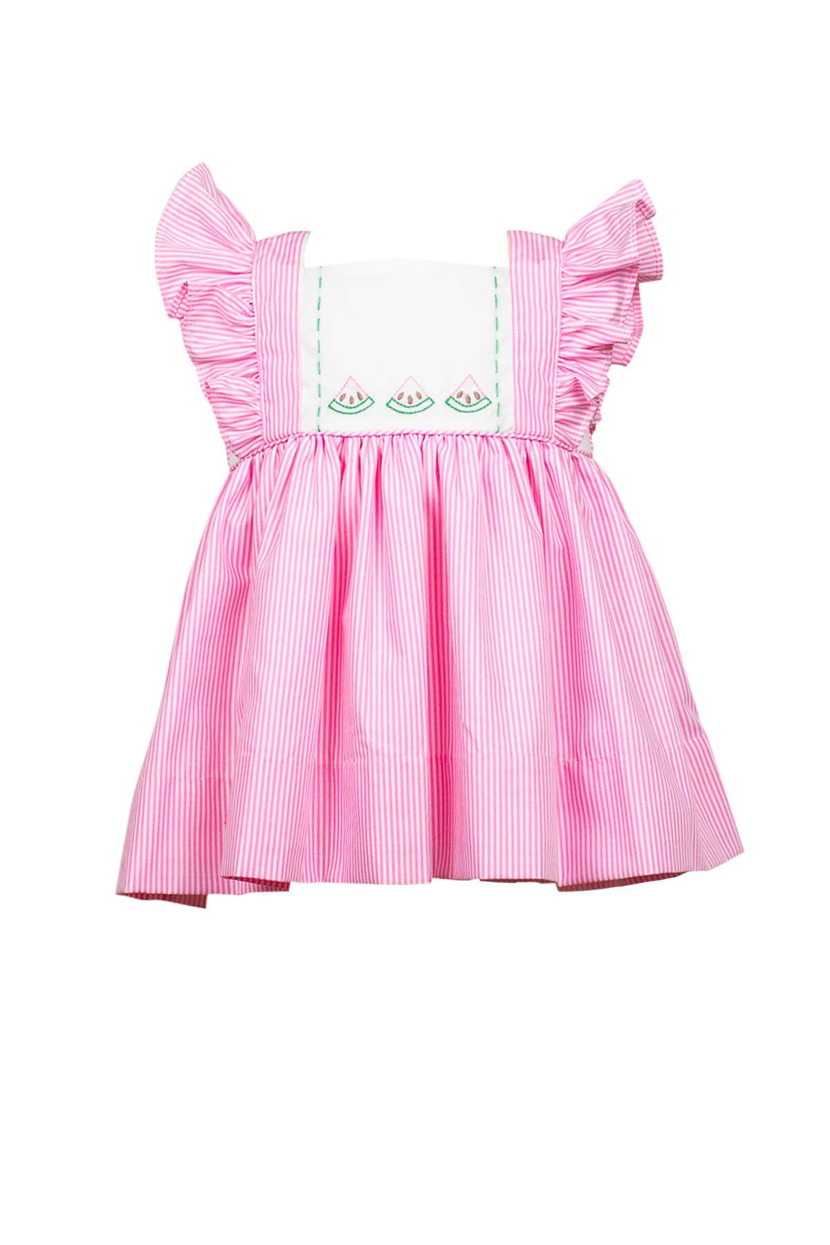 WENDY WATERMELON DRESS