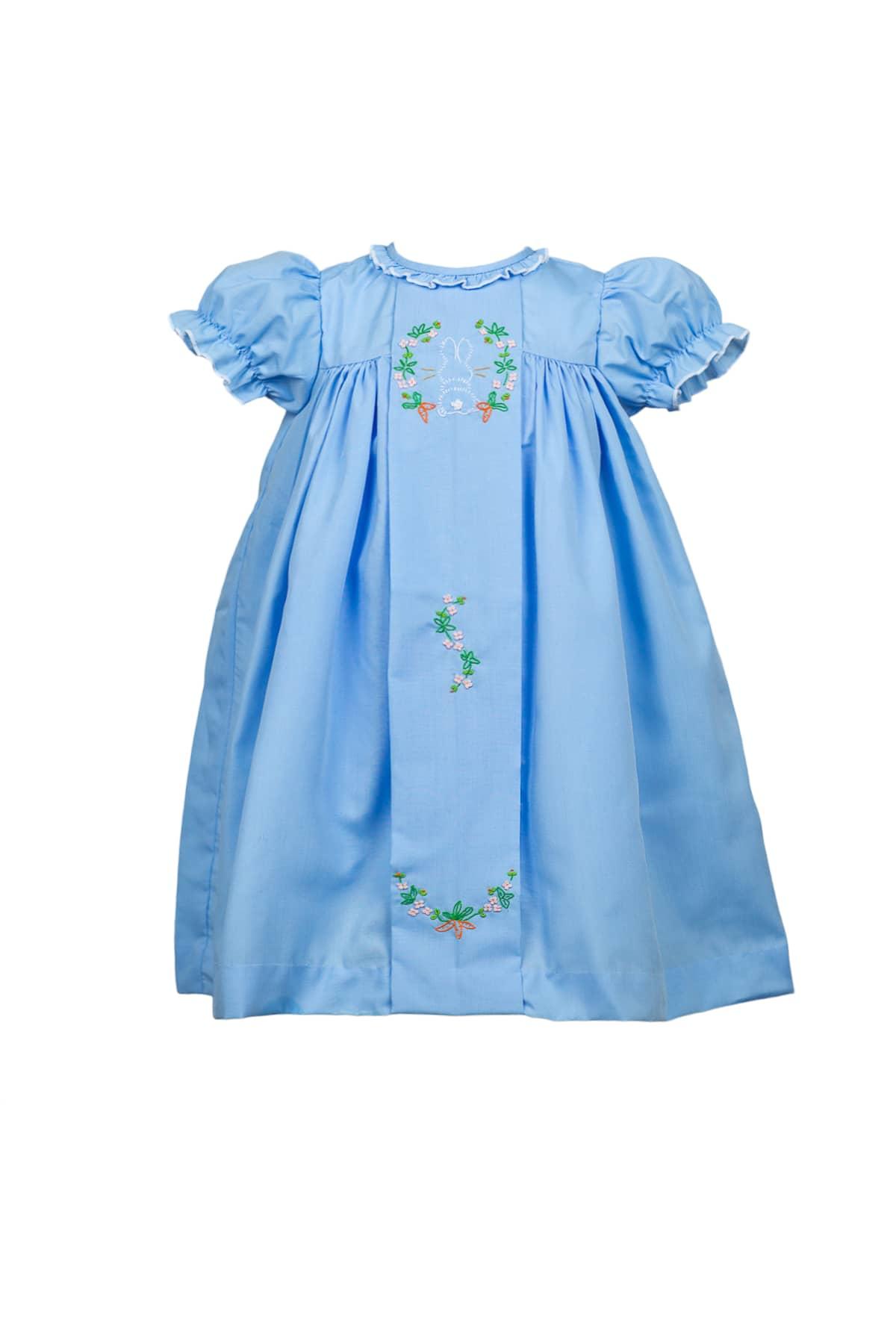 CLOVER BUNNY DRESS
