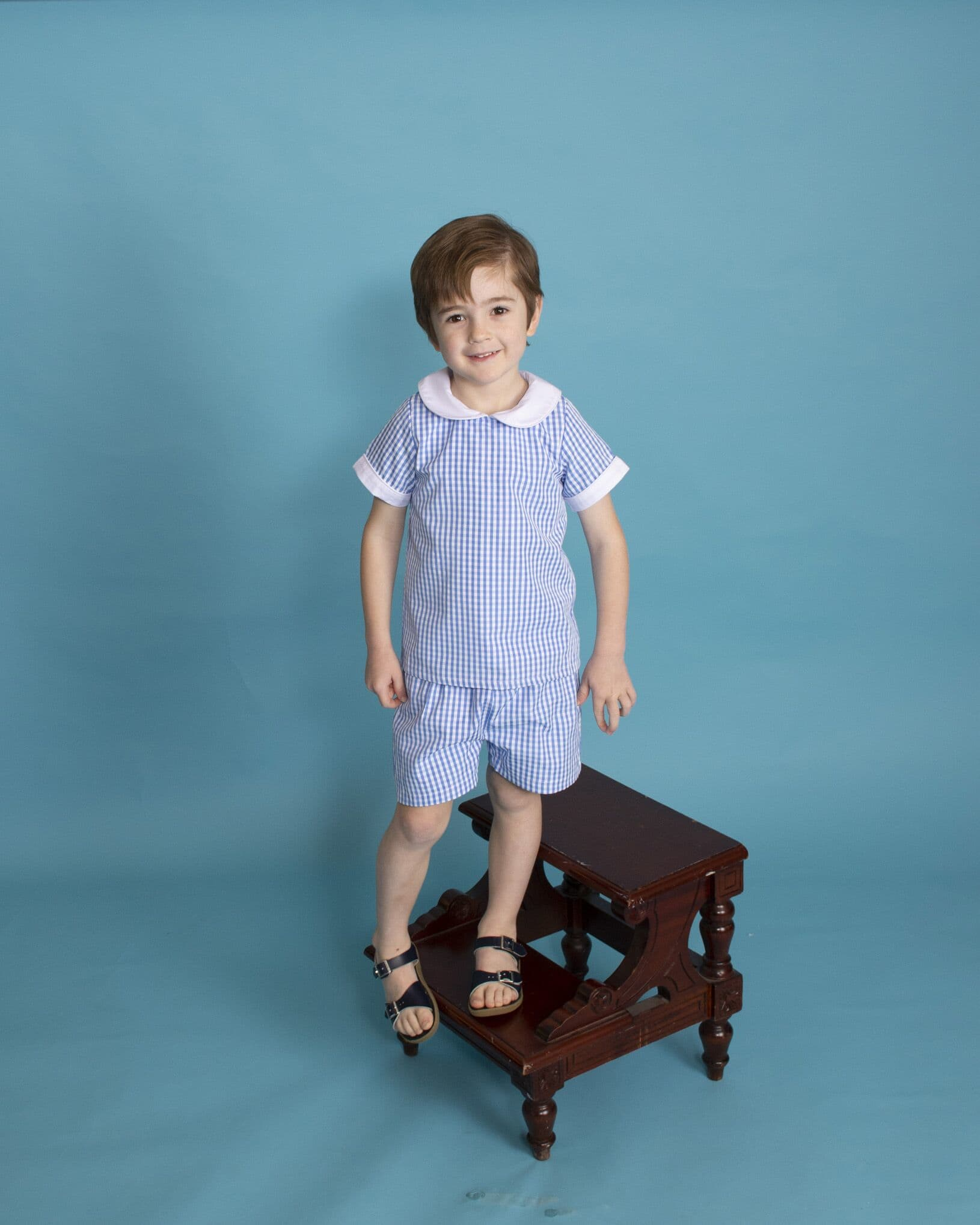 ASTER SHIRT & SHORTS SET