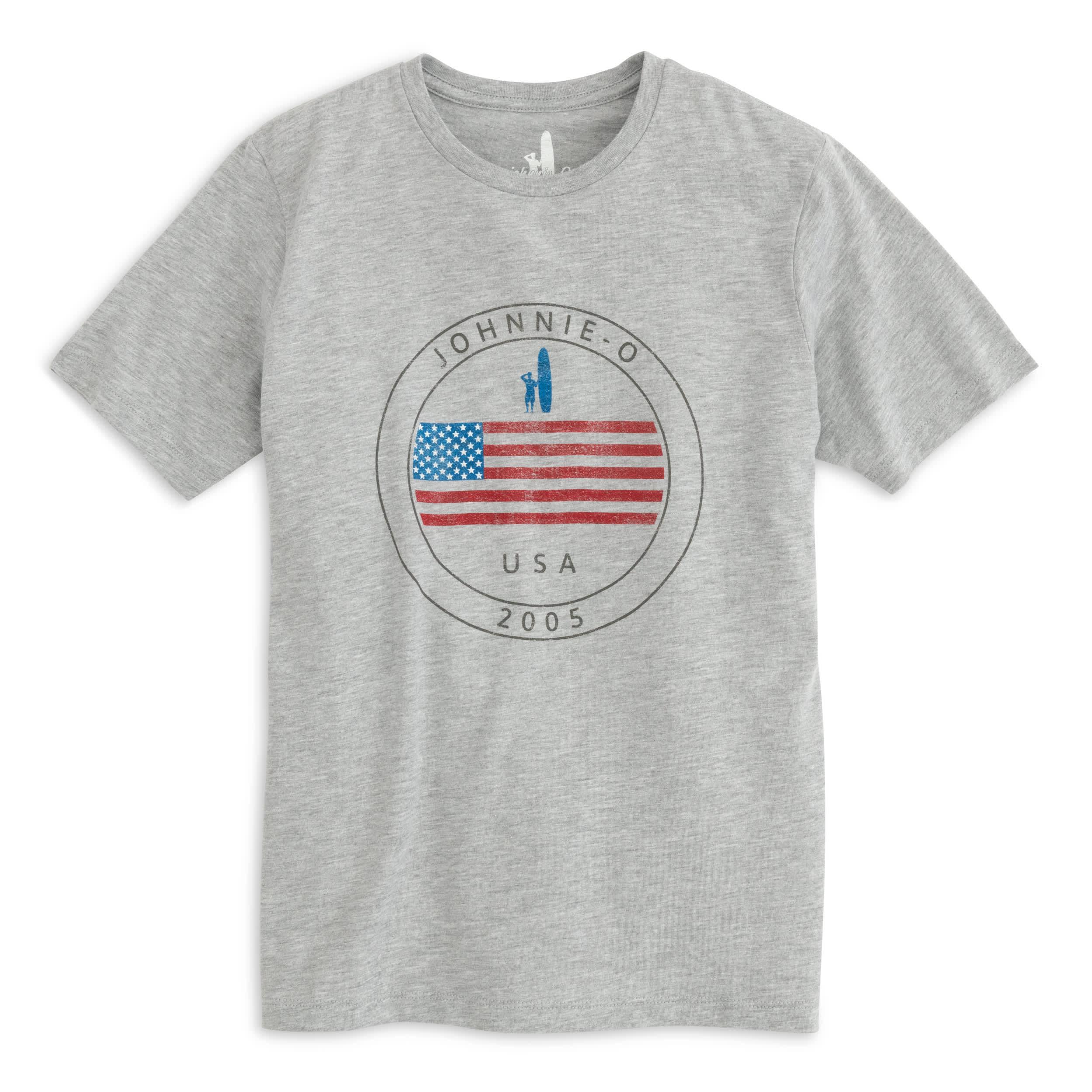 FREEDOM USA JR T-SHIRT