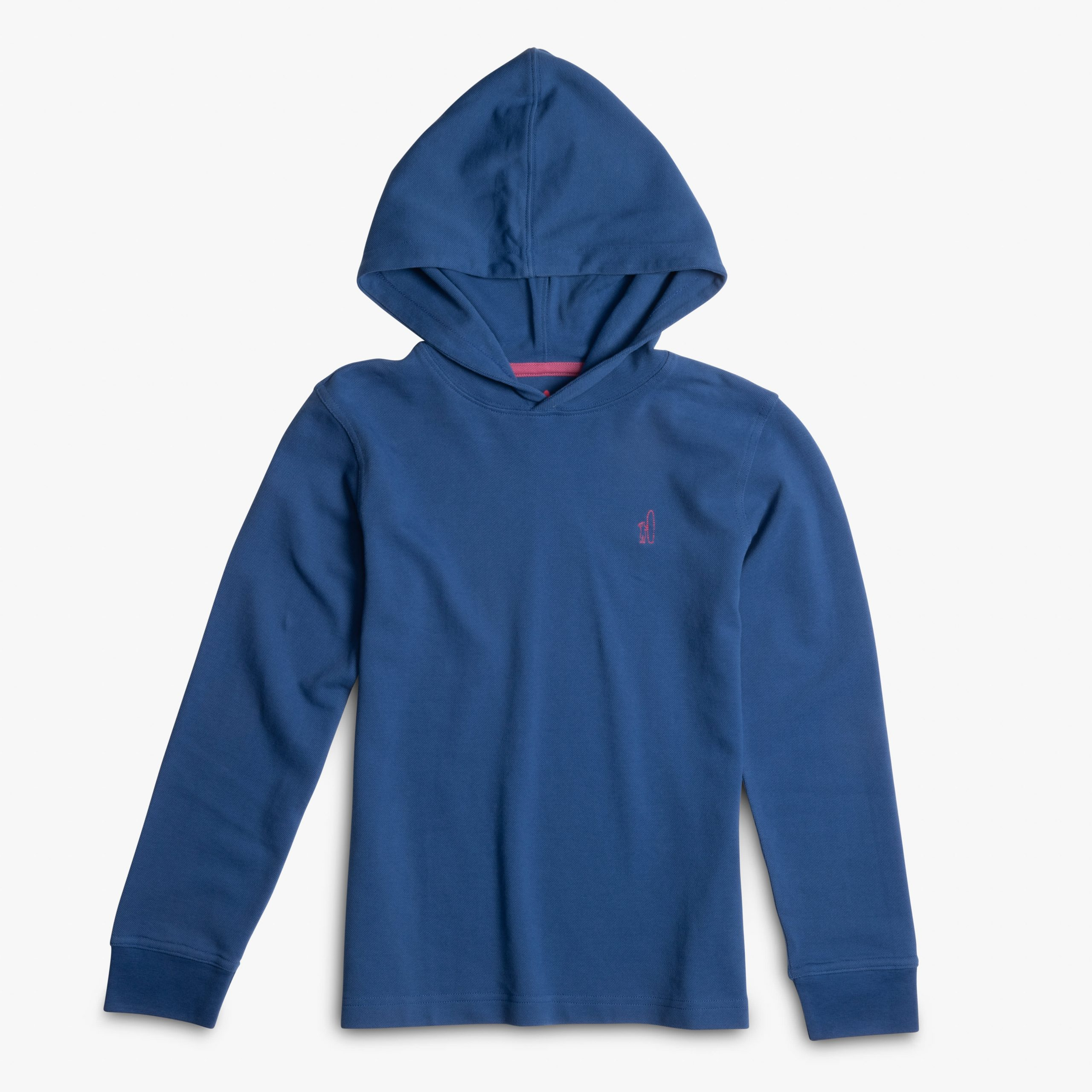 BARREL JR LS HOODED T-SHIRT