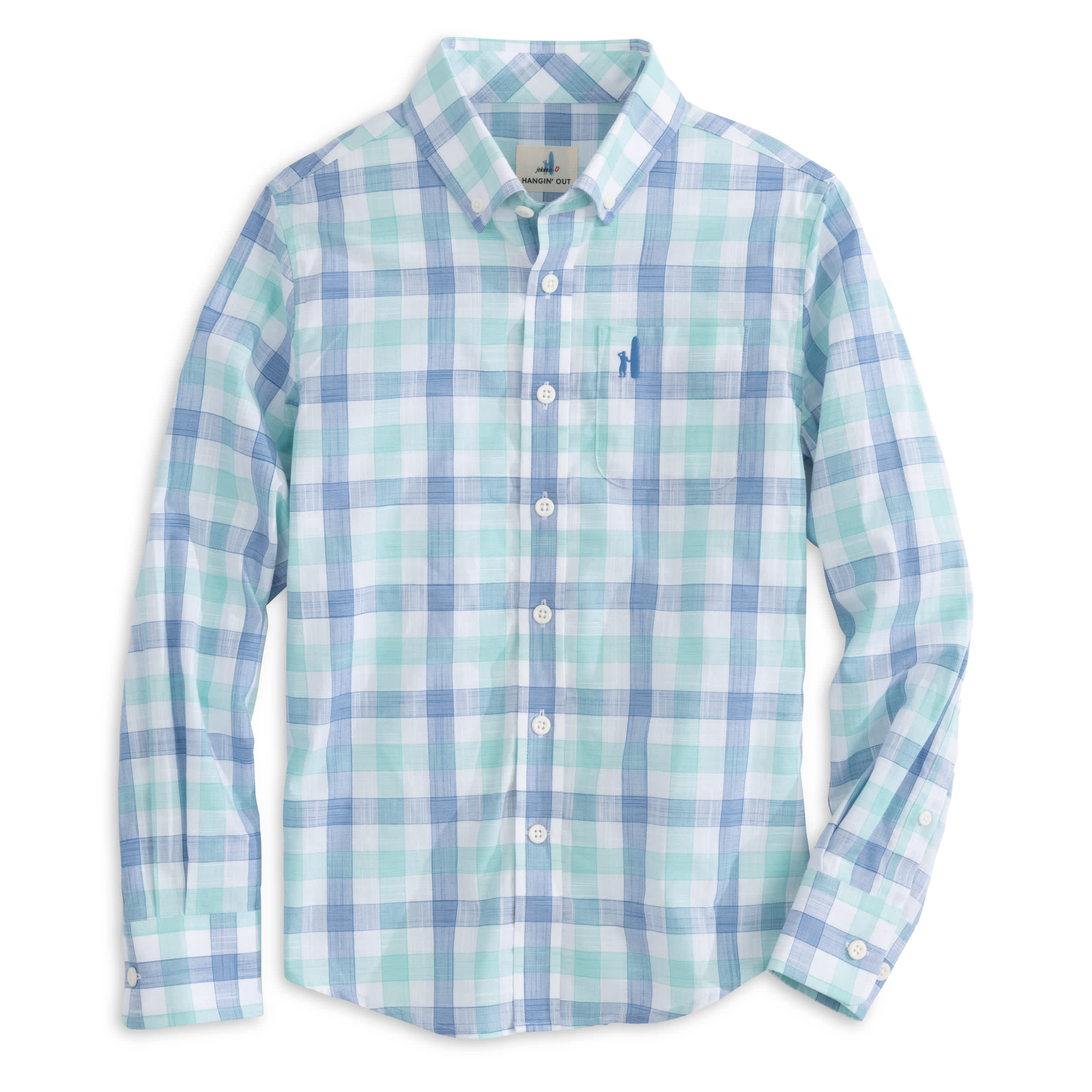 HUMPHREY JR BUTTON DOWN SHIRT