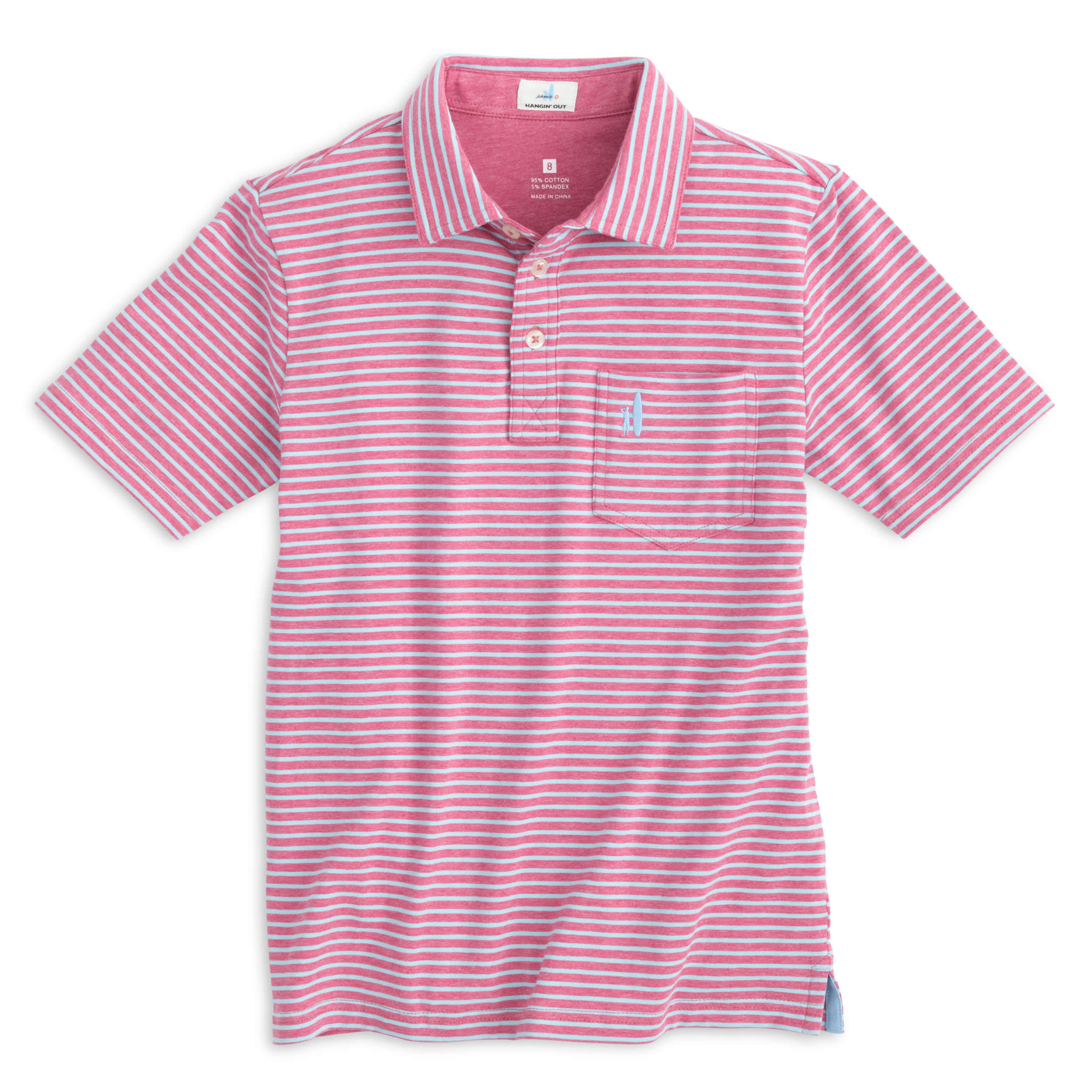 ORIGINAL JR POLO SEAN STRIPE