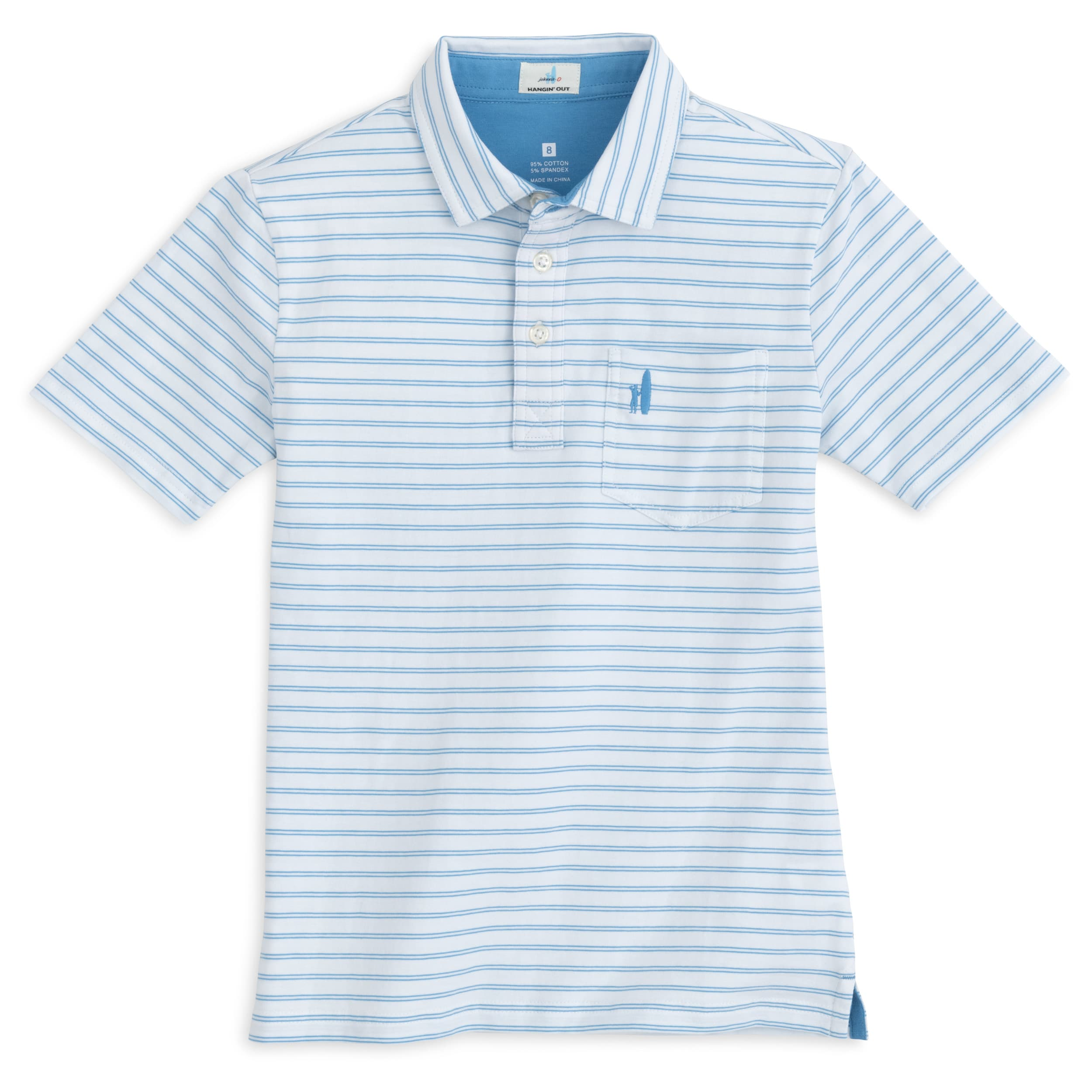 ORIGINAL JR POLO MARFA STRIPE