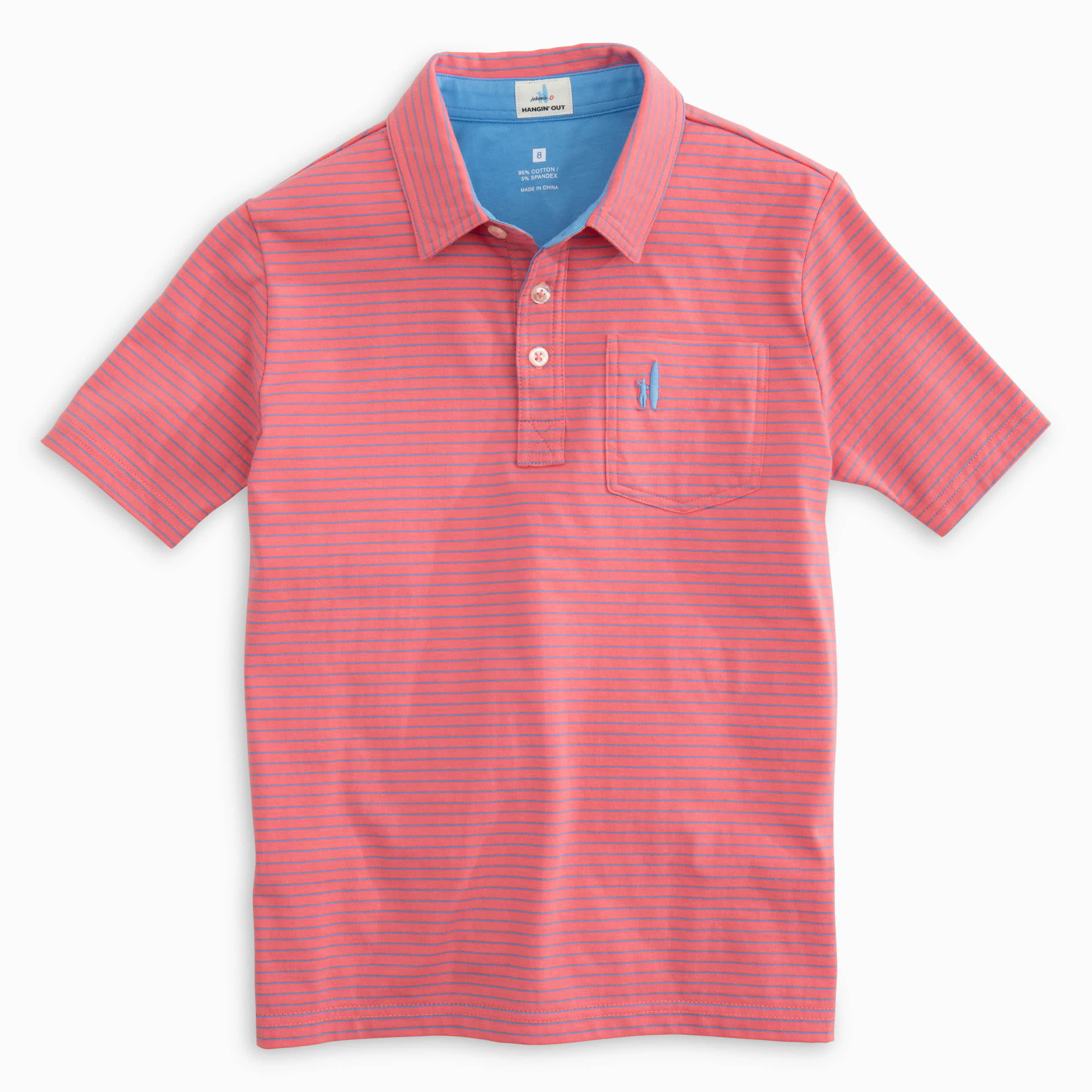 ORIGINAL JR POLO CLIFFS STRIPE
