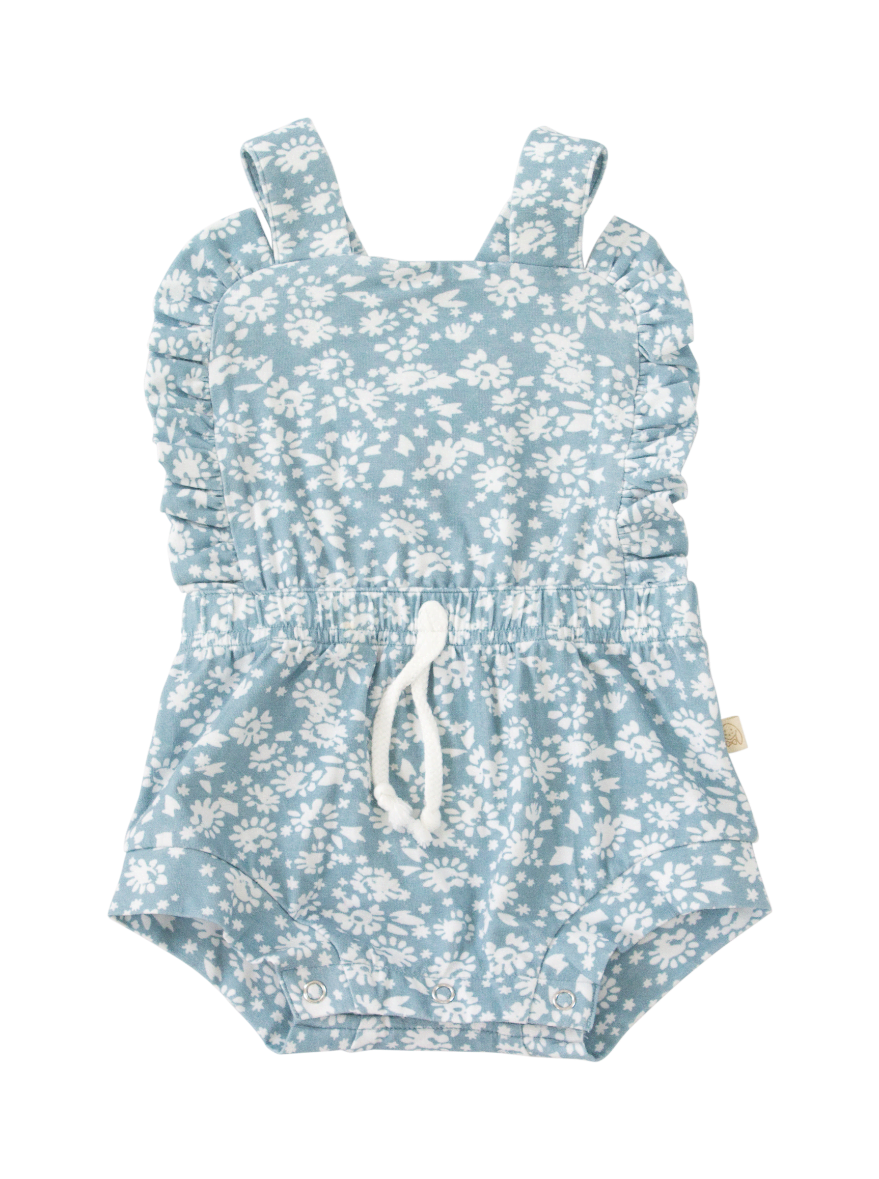 COTTAGE RUFFLE ROMPER