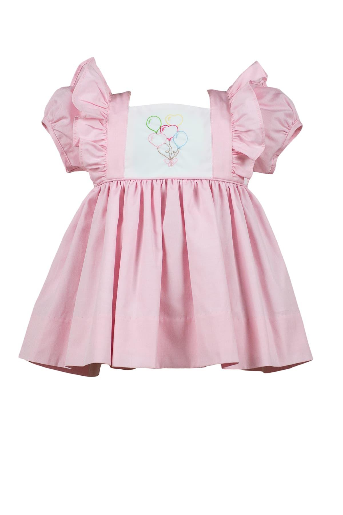 BALLOON BIRTHDAY DRESS