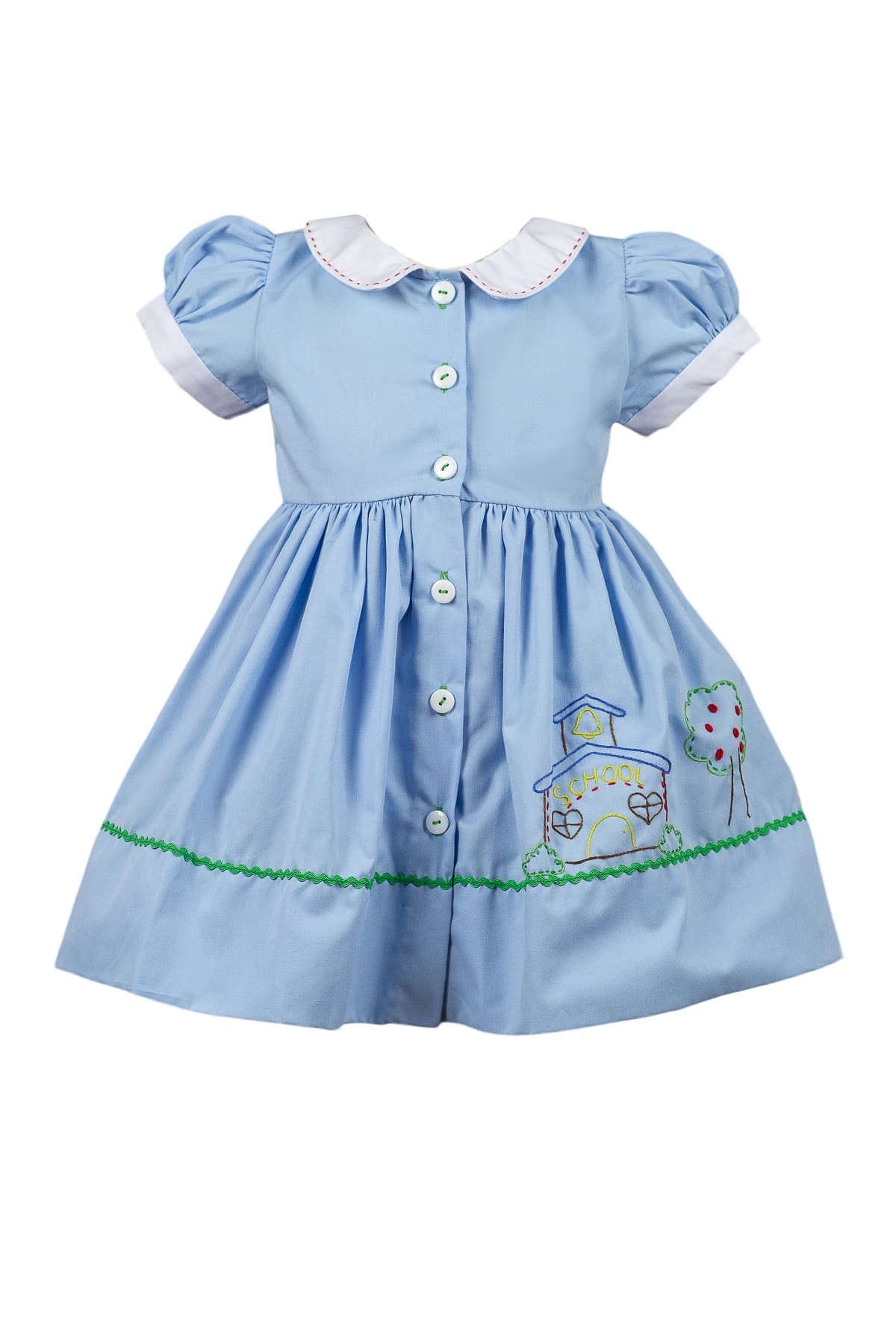 SCHOOL HOUSE DRESS