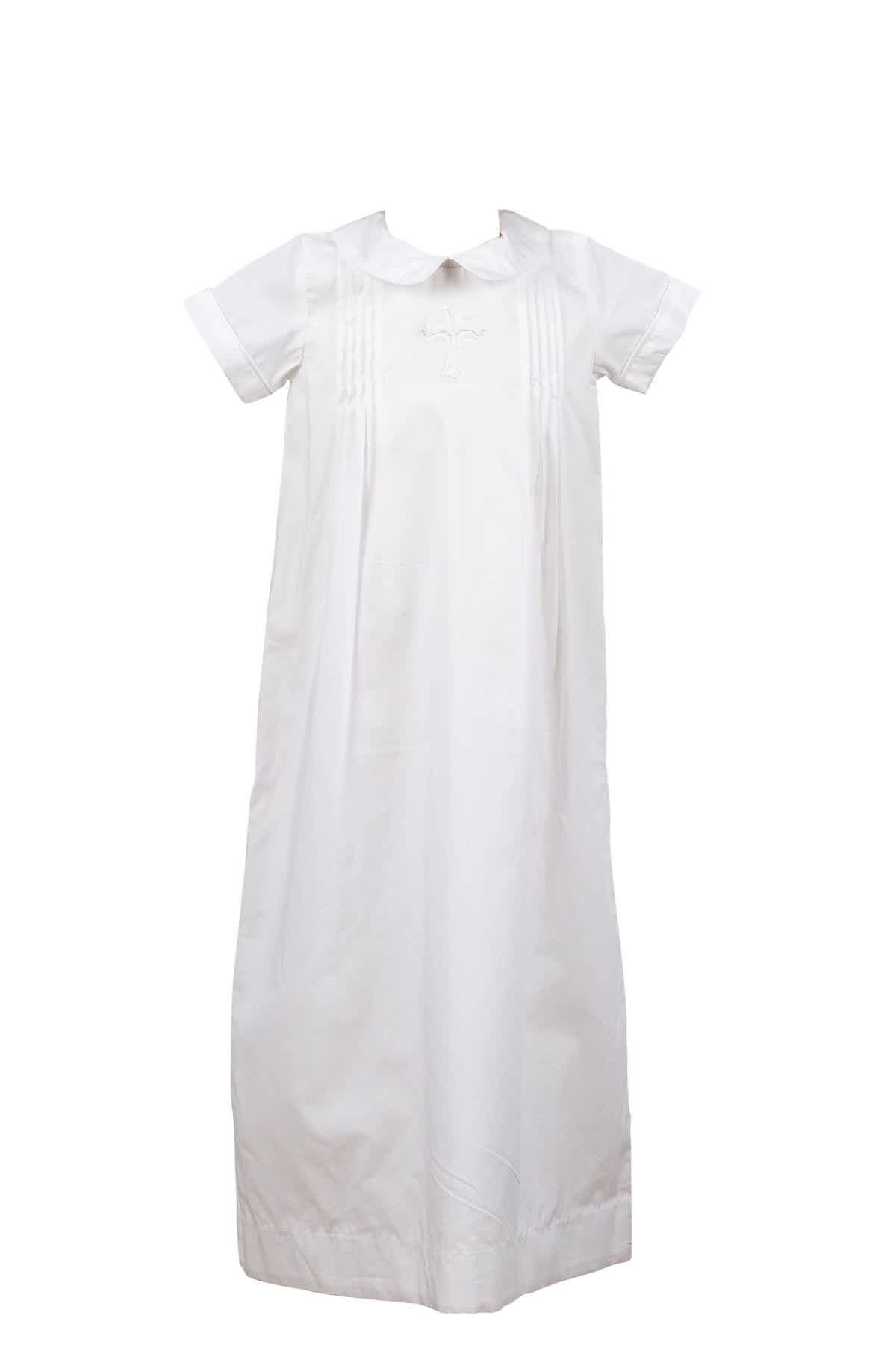 CROSS CHRISTENING GOWN